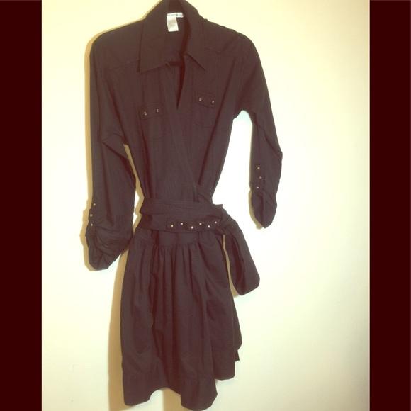 Diane Von Furstenberg Dresses & Skirts - Diane von furstenberg black dress